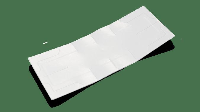 Etykieta RFID z klejem